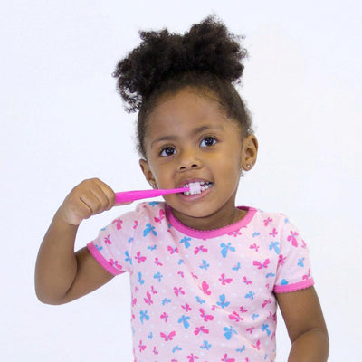 Baby Buddy Brilliant Baby Toothbrush, Mint