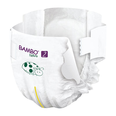 Bambo Nature SIZE 2 - 30 Diapers
