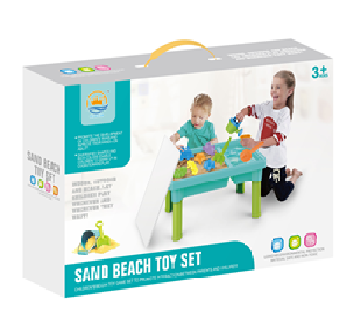 The Sand Beach Toy Set