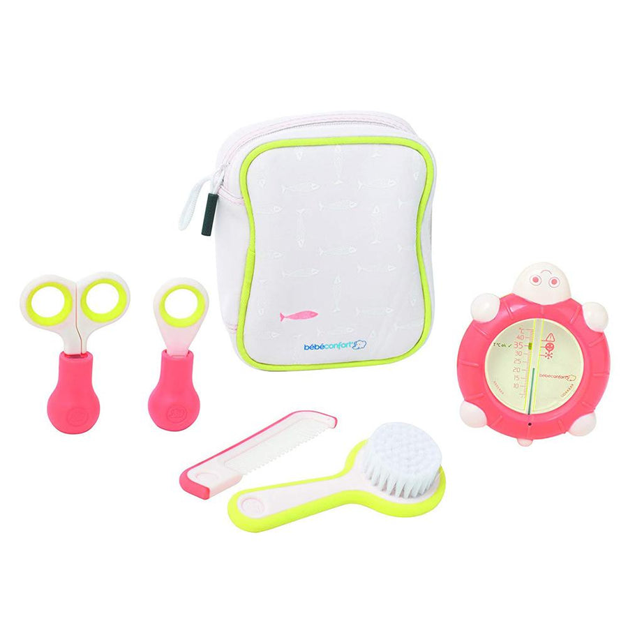 Bebe Confort Baby Toiletry Set -Pink