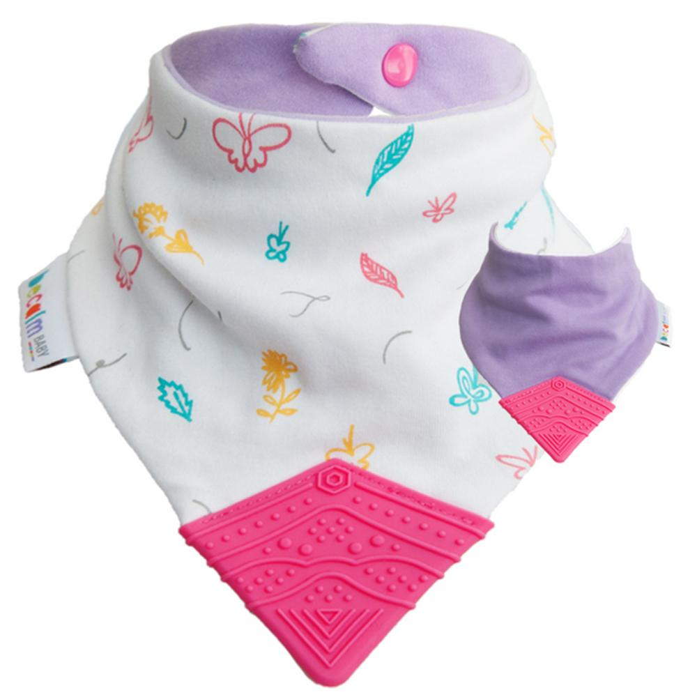 Becalm Bib Butterfly