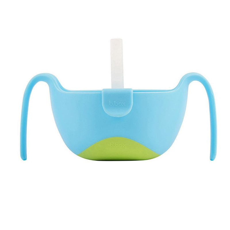B.Box Bowl and Straw XL - Ocean Breeze