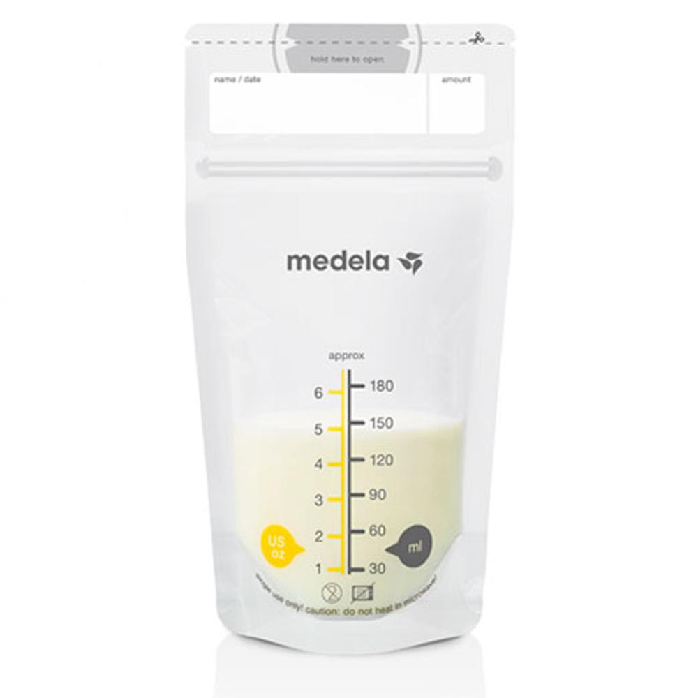 Medela Breast Milk Storage Bags (Box/25)