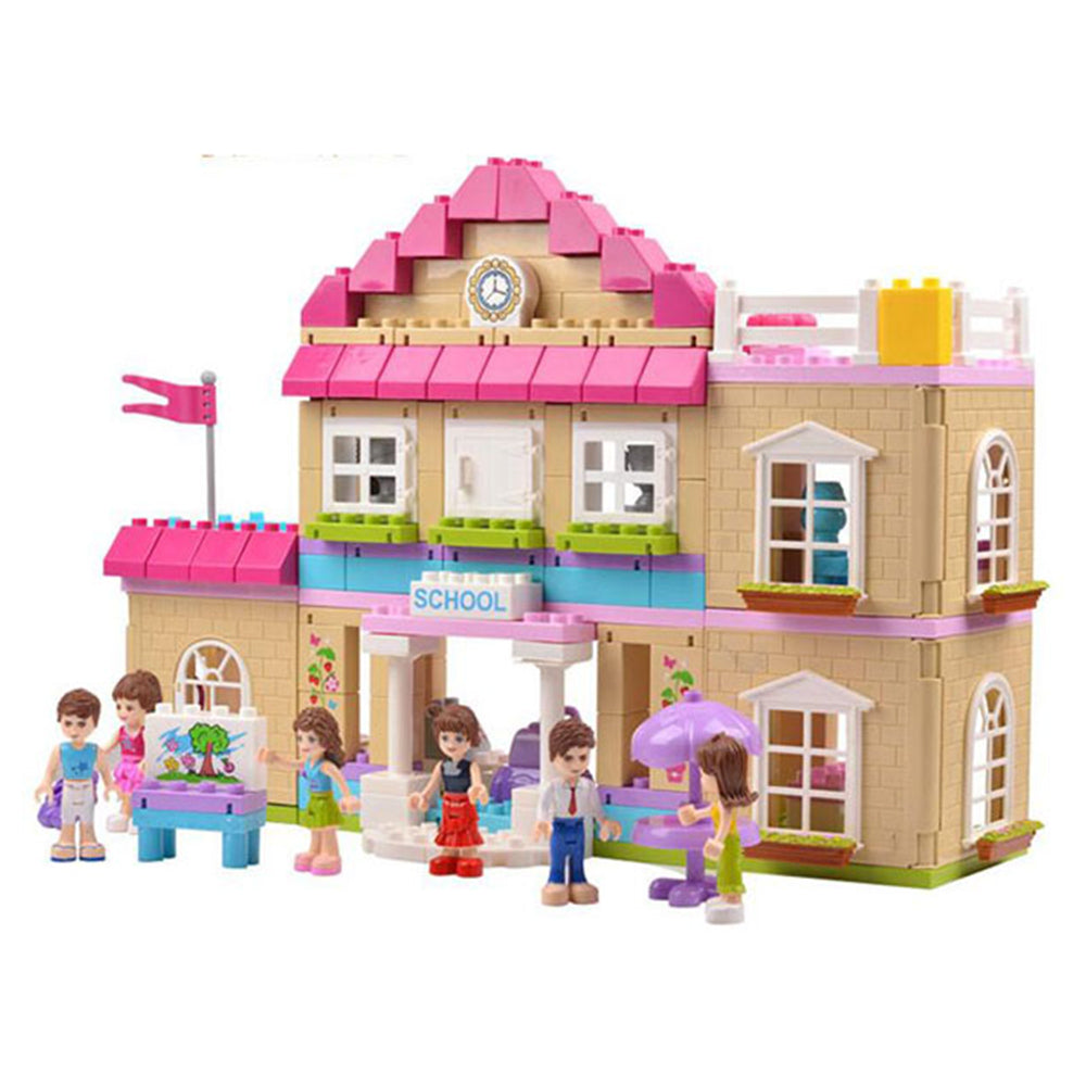 Building Block Toys - 73 pieces