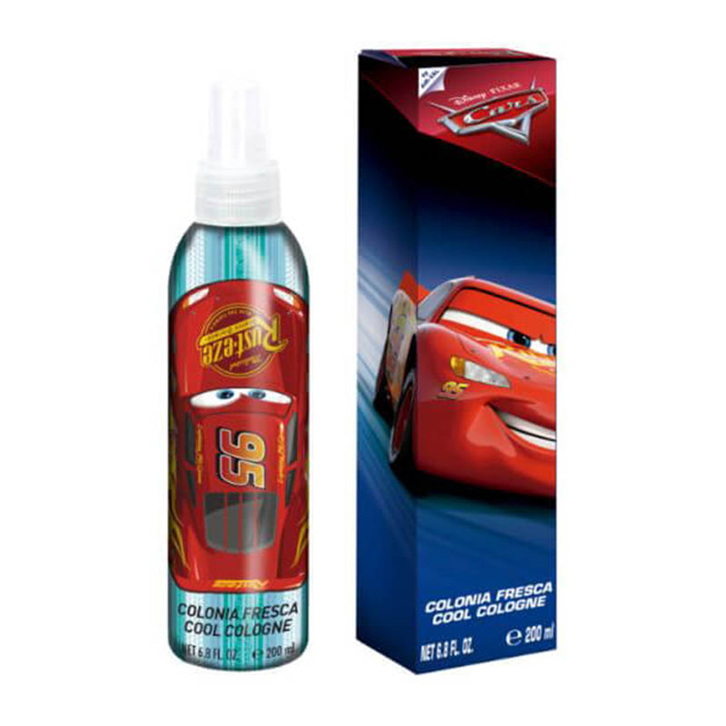 Cars Cool Cologne Body Spray 200 ml