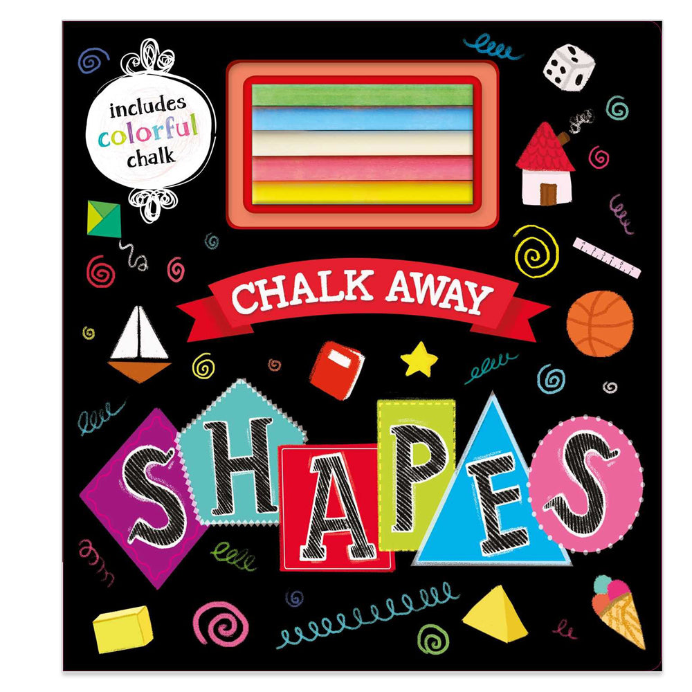 Chalk Away: Shapes