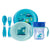 Chicco Weaning Set Blue, 12 months+