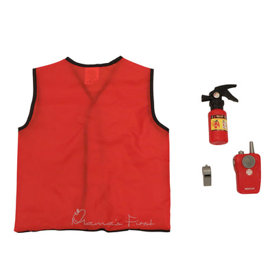 Children Firefighter Costume