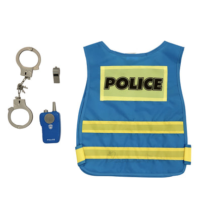 Children Police Costume