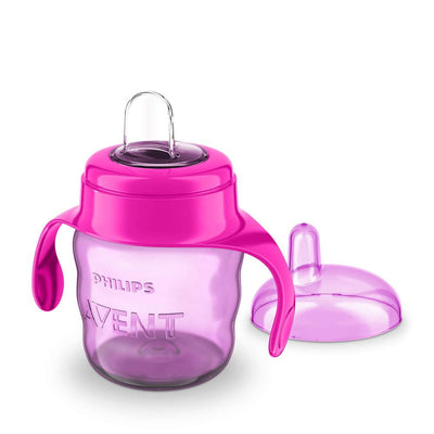 Philips Avent Classic Soft Spout Cup 200Ml Girl, Pack Of 1