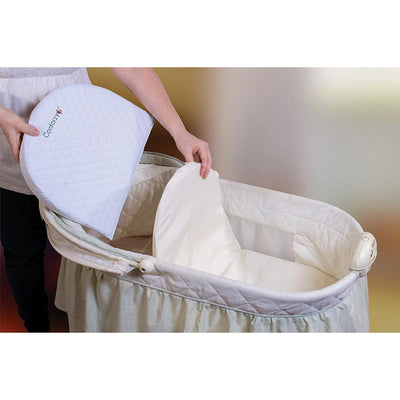 Conforzy Universal Bassinet Wedge pillow (Circular)
