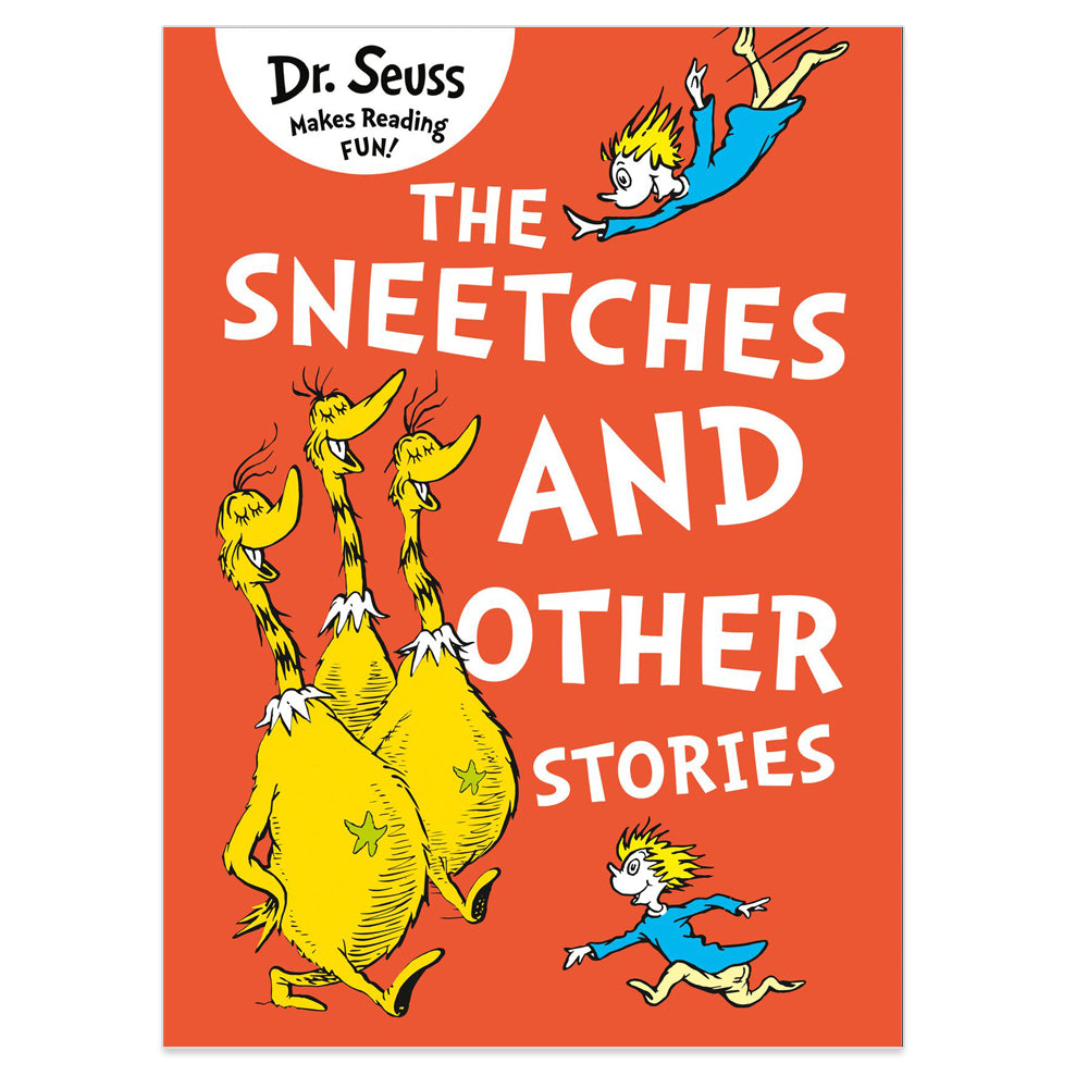 DR. SEUSS The Sneetches and Other Stories