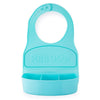 Dare-U-Go One-Piece Bib & Baby Plate - Small - Turquoise