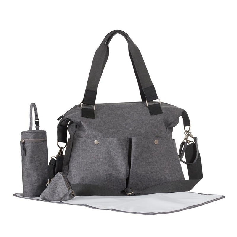 Candide City Smart Diaper Bag - Grey