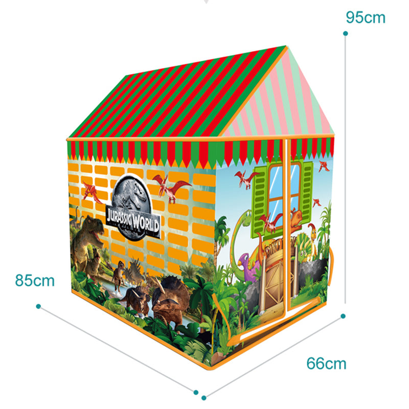 Dinosaur House Tent with 20 balls