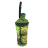 Disney Superhero Hulk '3D Head' Bottle With Straw Tumbler, 360Ml