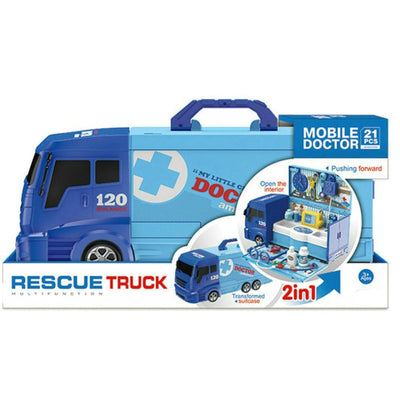 Mobile Doctor Set Car