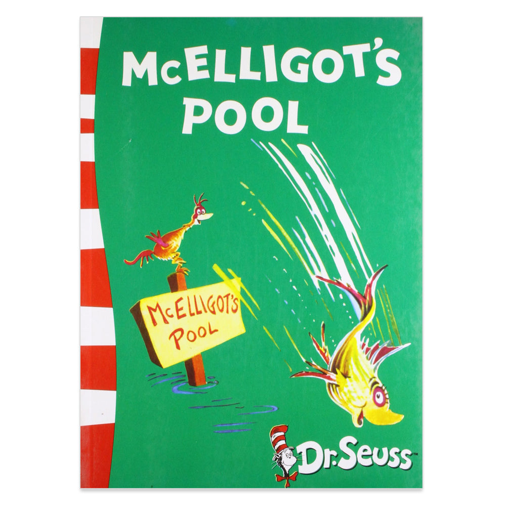 Dr Seuss McElligot's Pool