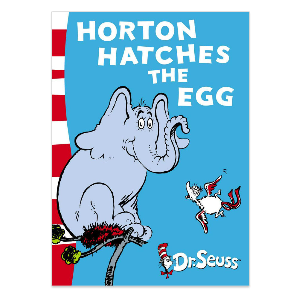Dr. Seuss Horton Hatches the Egg