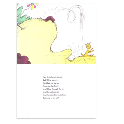 Dr. Seuss I Had Trouble in Getting to Solla Sollew : Yellow Back Book