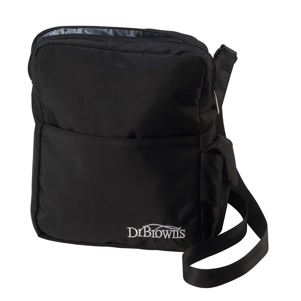 Dr Brown's Bottle Tote, Black
