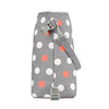 Dr Brown's Bottle Tote, Polka Dots