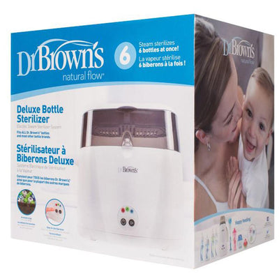 Dr Brown's Deluxe Electric Bottle Sterilizer