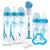 "Dr Brown's Narrow Neck ""Options"" Baby Bottle PP Blue, Gift Set"