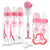 "Dr Brown's Narrow Neck ""Options"" Baby Bottle PP Pink, Gift Set"