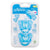 Dr Brown's One Piece Pacifier Stage 1 Blue , 0-6 Months, Pack of 2