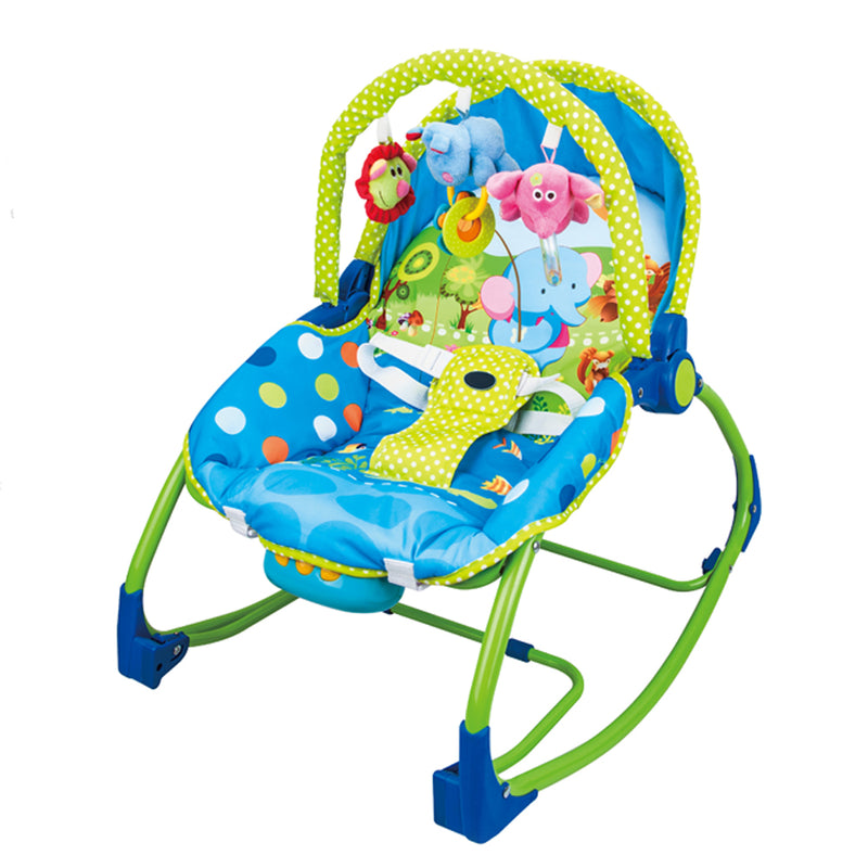 Plastimyr Evolutionary Rocker - Blue Elephant