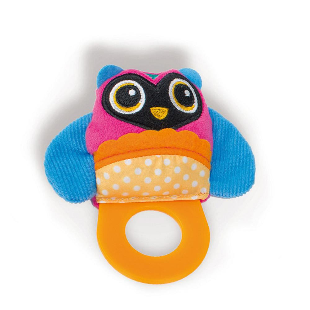 Oops Easy Teether Owl, 3 Months+