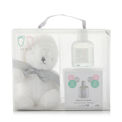 Eau de Senteur My BB Gift Set 60 ml + Teddy Bear
