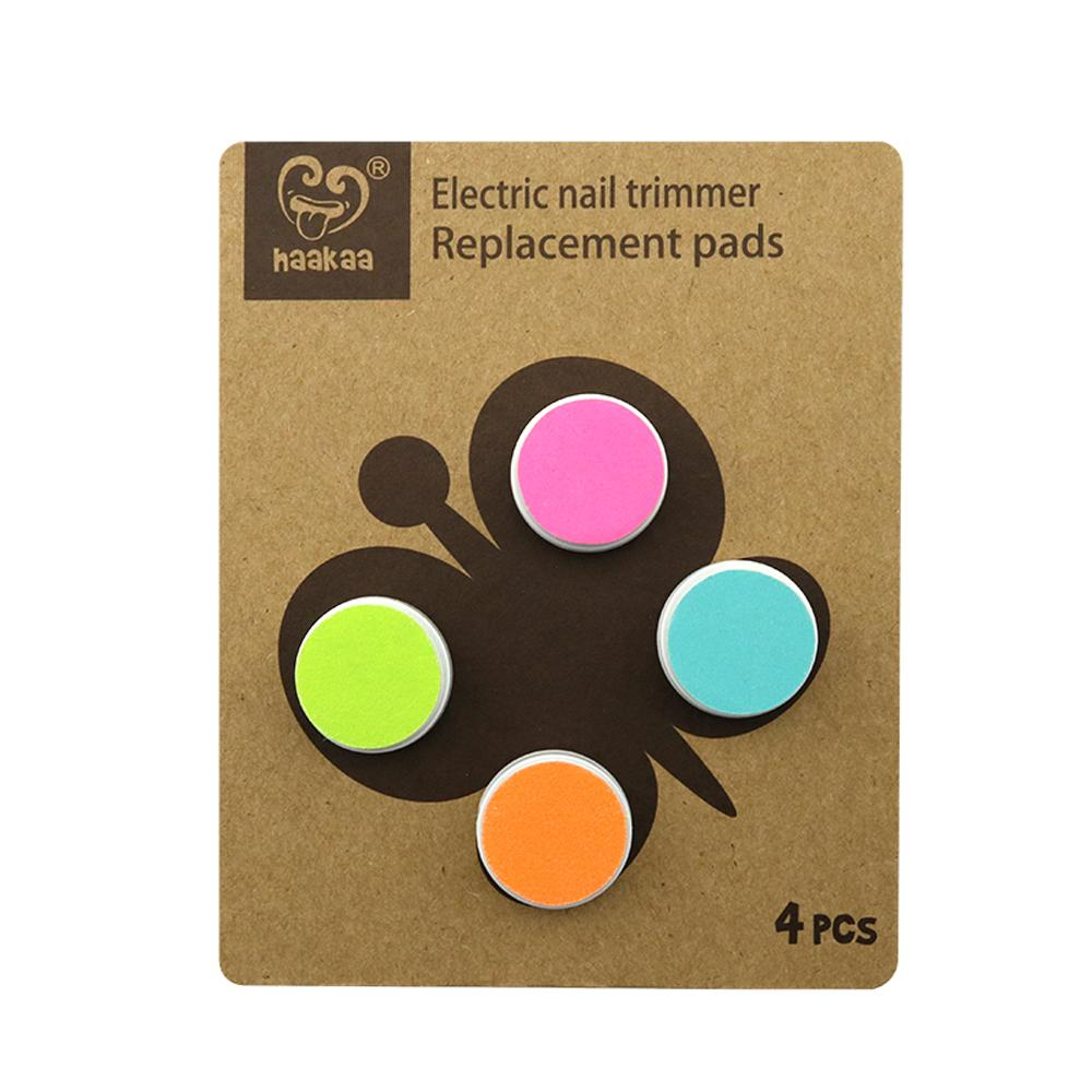 Haakaa Electric Nail Trimmer Replacement Pads -Full Set