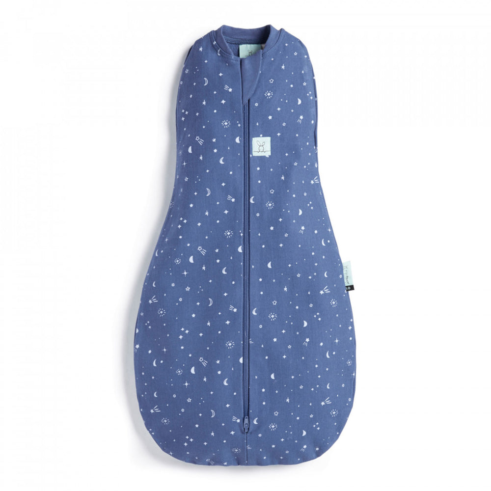 ergoPouch Cocoon Swaddle Bag 0.2 TOG - Night Sky