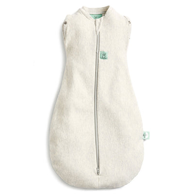 ergoPouch Cocoon Swaddle Bag 1.0 TOG - Grey Marle