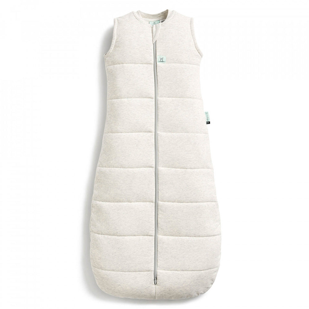 ergoPouch Jersey Sleeping Bag 1.0 TOG - Grey Marle