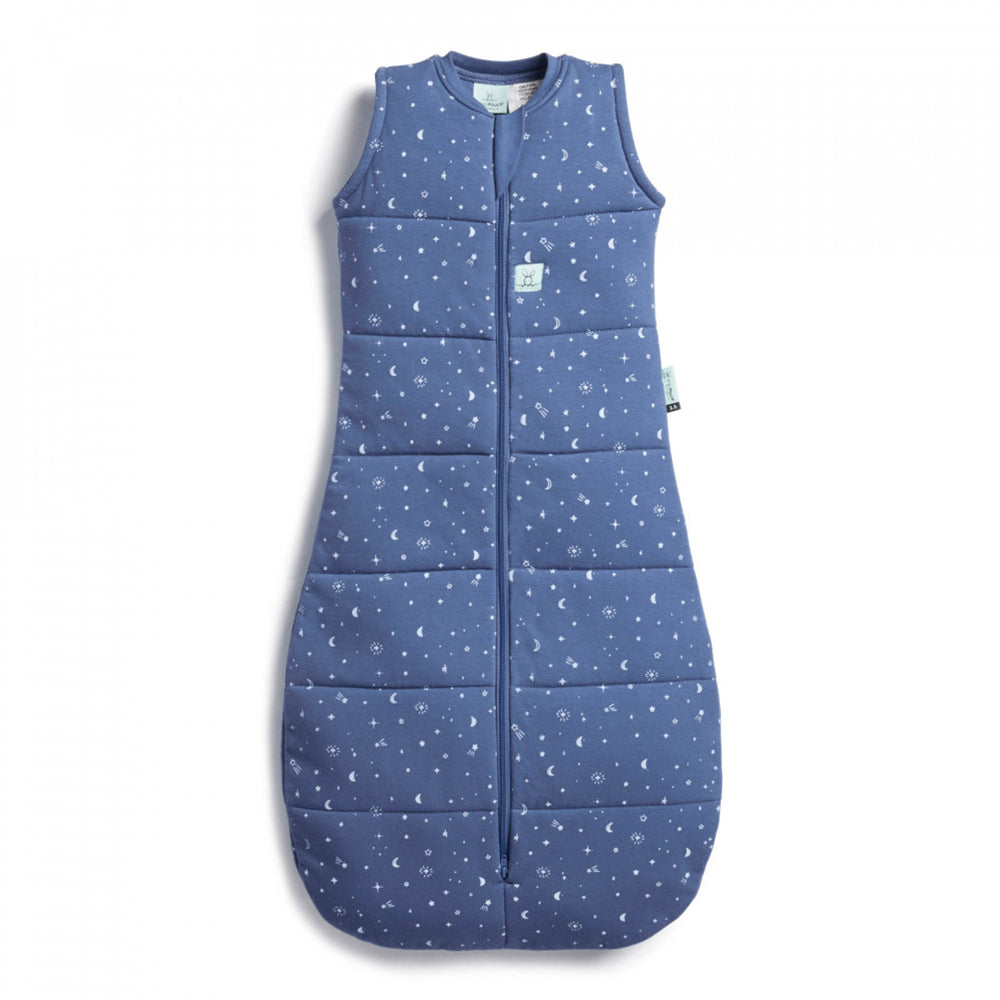 ergoPouch Jersey Sleeping Bag 1.0 TOG - Night Sky