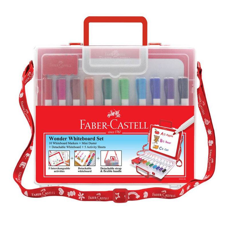 Faber Castell Marker Slim Whiteboard, Wonder box