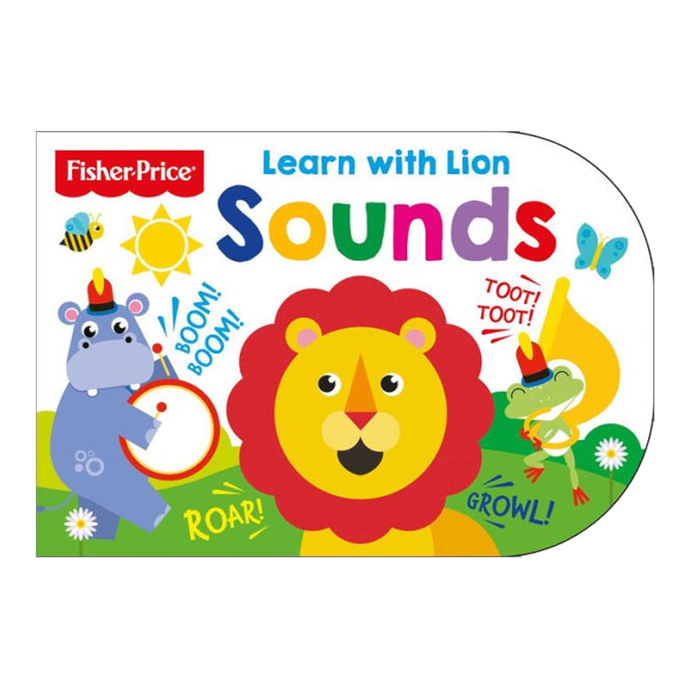 Fisher Price - Learn With Lion Sounds