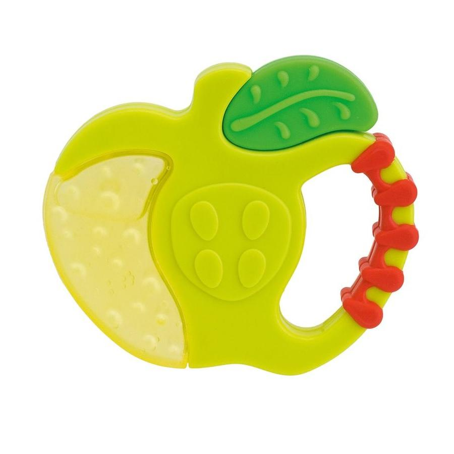 CHICCO FRESH RELAX TEETHING RING, 1 Piece 4 Months+