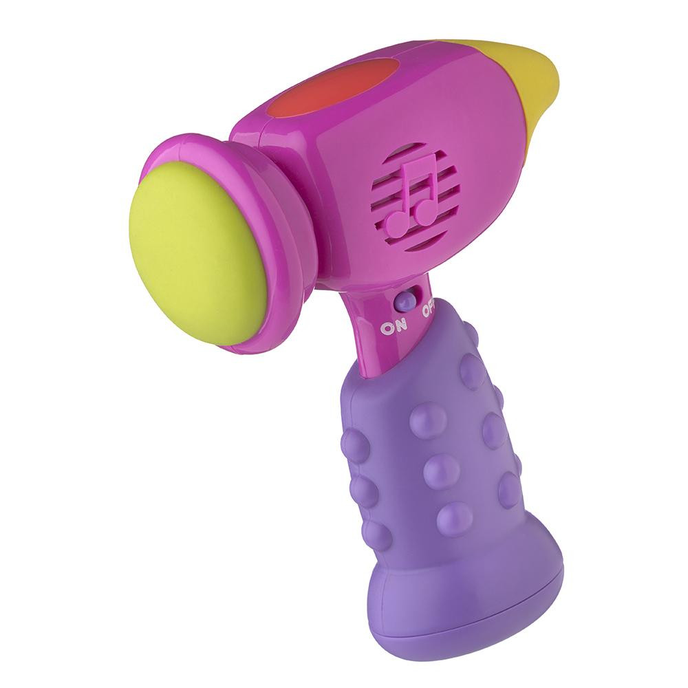 Playgro Fun Sounds Hammer -Girl