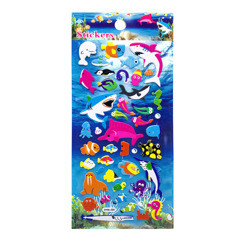 Stickers Sea World, SY99-36