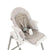 Olmitos High Chair with multiple positions, Town Print