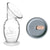 Haakaa Silicone Breast Pump 150Ml with Suction Base & Silicone Cap