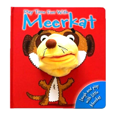 Hand Puppet Fun: Play Time with Meerkat