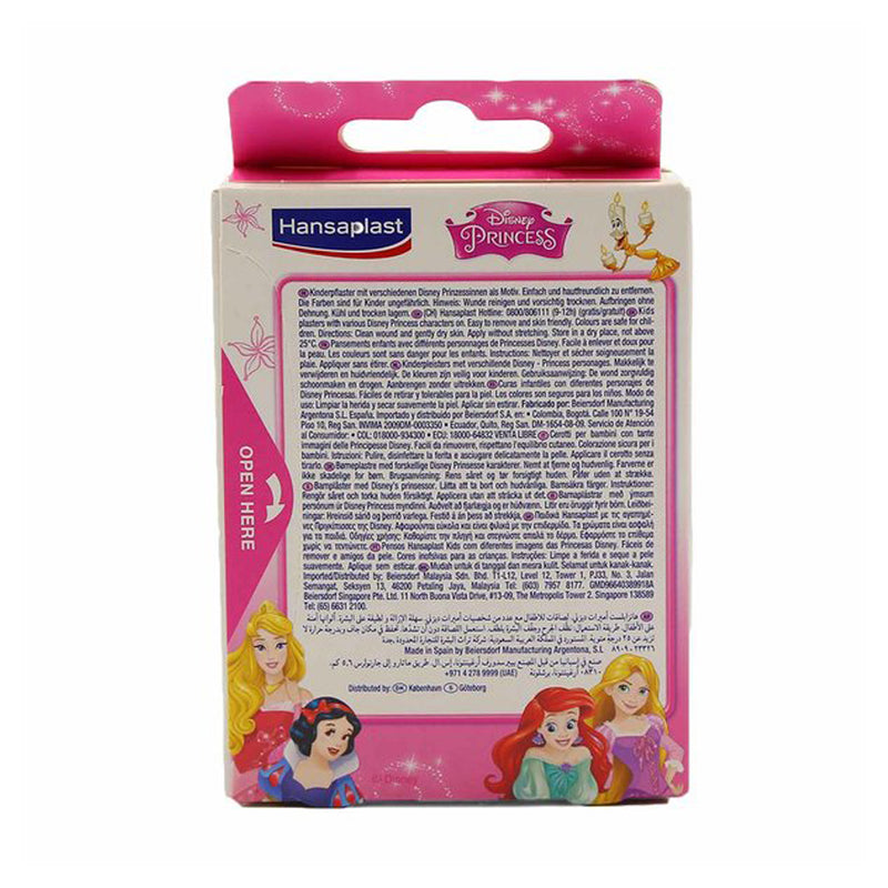 Hansaplast Disney Princess 20 Strips
