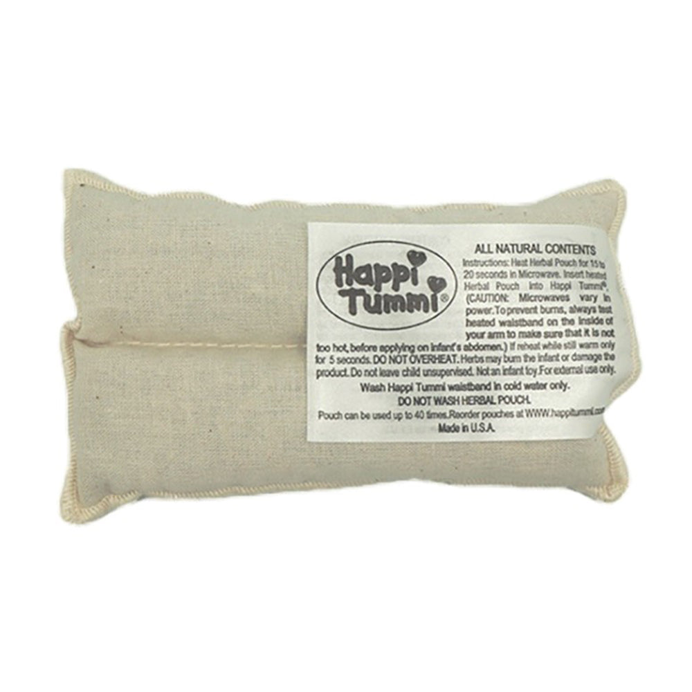 Happi Tummi Herbal Pouch Refill