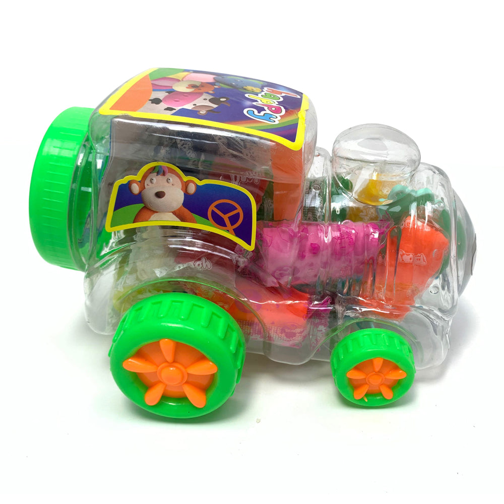 Happy Car Play Dough Set with Moulds
