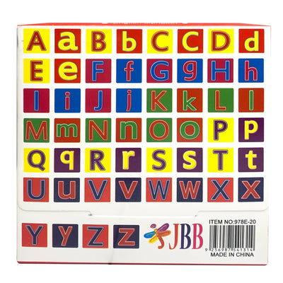 English Alphabet Baby Flash Cards